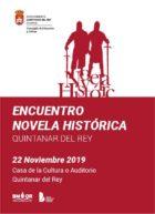 Encuentro de novela histórica