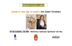 Encuentro con Ana Isabel Fernández