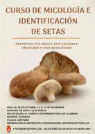 Curso micología e identificación de setas