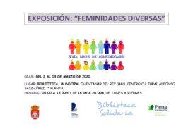 Exposición 'Feminidades diversas'