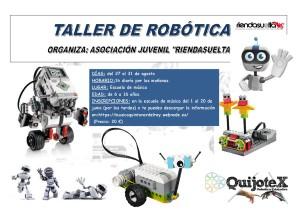 Cartel de robotica quintanar agosto-001