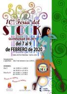 X Feria del stock