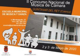 II Concurso Nacional de Música de Cámara