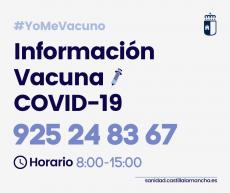 Información del centro de salud de Quintanar del Rey